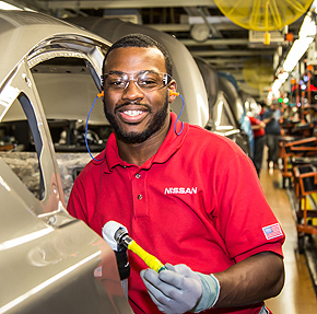 Yates Services Nissan | Jobs in Automotive embly/Manufacturing